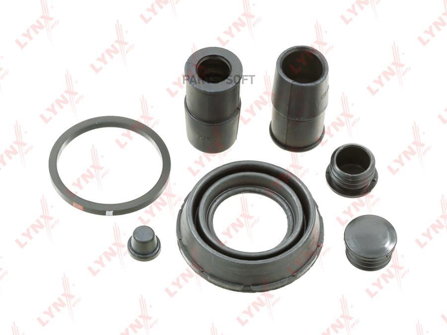 Ремкомплект тормозного суппорта заднего (для поршня ? 38 mm, суппорт ATE)