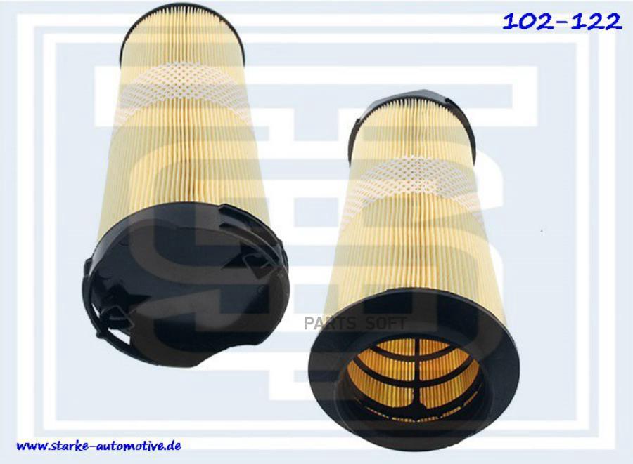 Фильтр воздушный MER W204