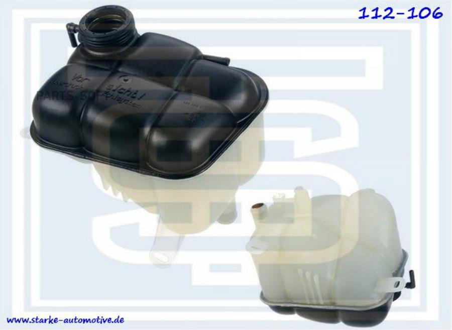 БАЧОК РАСШИРИТЕЛЬНЫЙ MER W140 (300SE 2,8-S600) --1