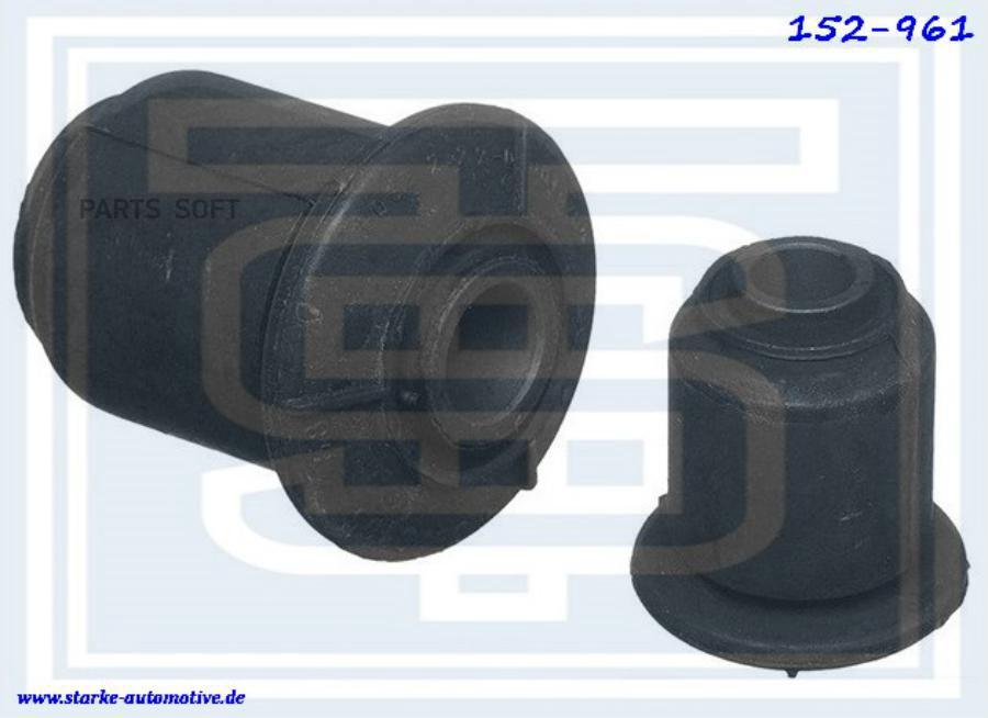 Сайлентблок MER W123 / W126  в задний нижний рычаг
