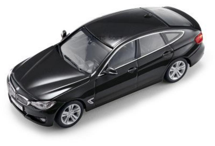Модель автомобиля BMW 3 серии GT (F34) 1:43 scale Sapphire Black