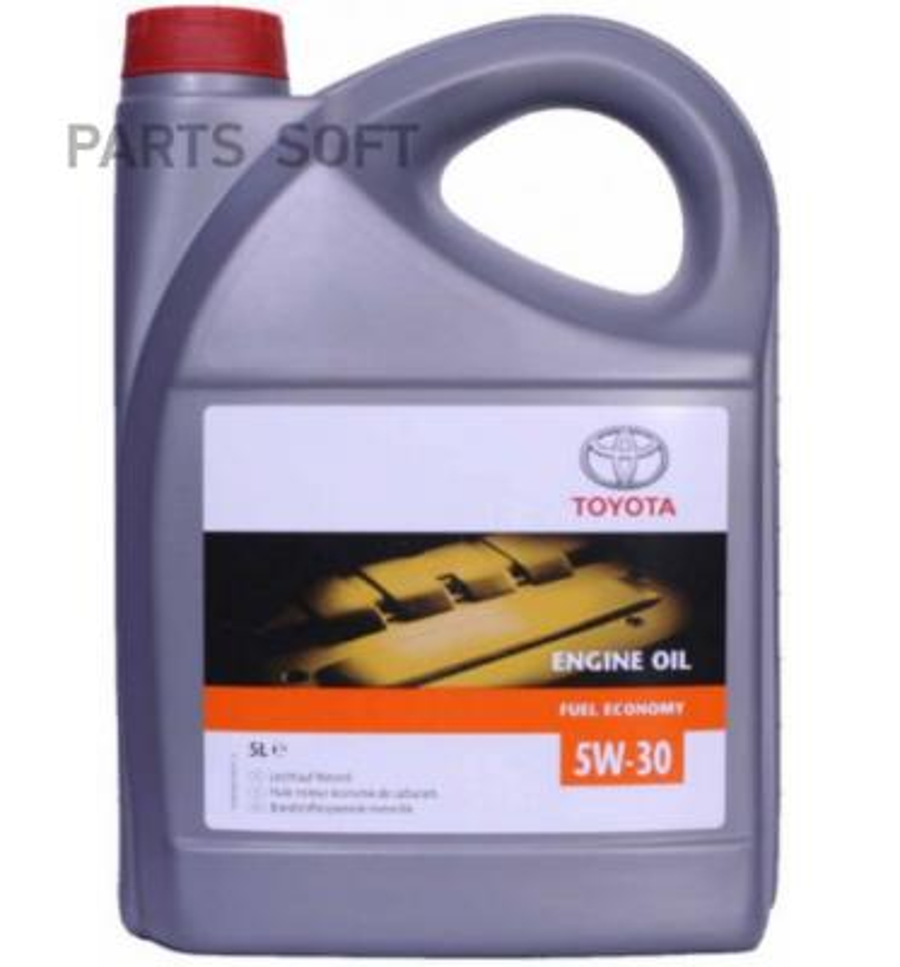 Масло моторное синтетическое ENGINE OIL 5W-30, 5л