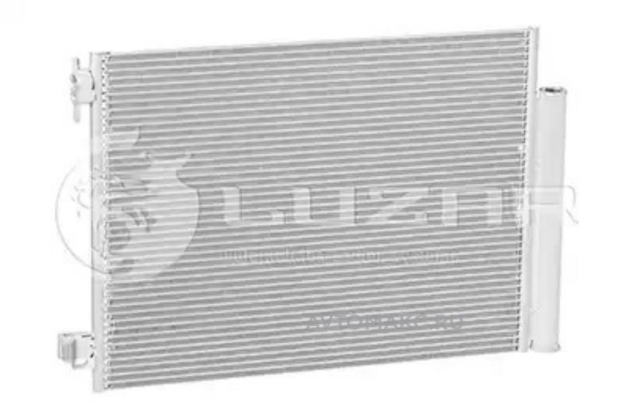 Радиатор кондиц. с ресивером для а/м Lada Vesta (15-)/Renault Logan II (12-)