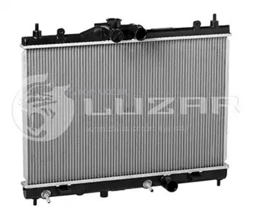 Радиатор охл. для а/м Nissan Tiida (04-) AT