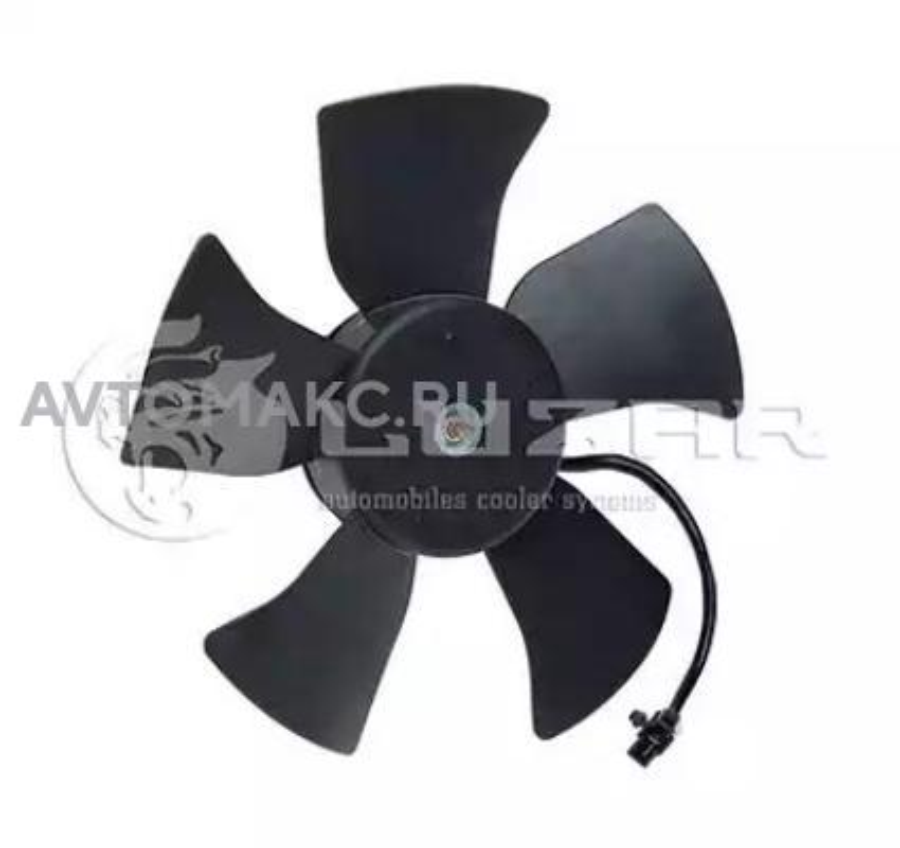 Э/вентилятор охл. (без кожуха) для а/м Daewoo Nexia (94-)