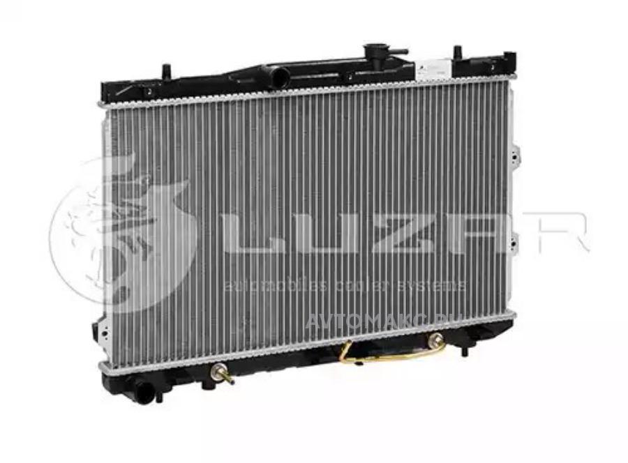 Радиатор охл. для а/м Kia Cerato (04-) 1.6/2.0 AT