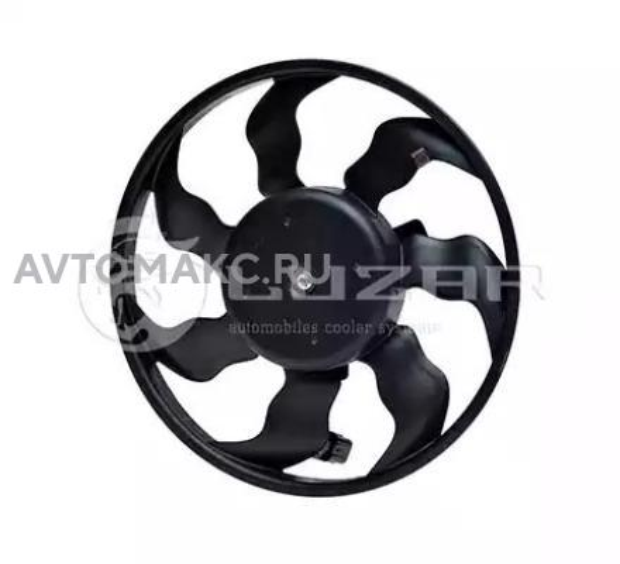 Э/вентилятор охл. (без кожуха) для а/м ВАЗ 2170-72 Приора А/С Halla