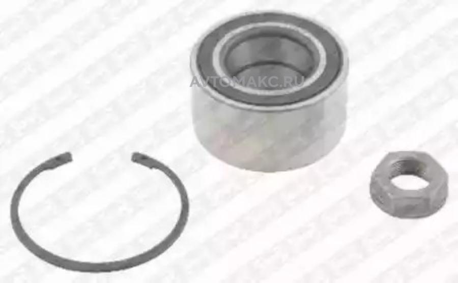 Подшипник ступицы колеса (комплект) перед прав/лев