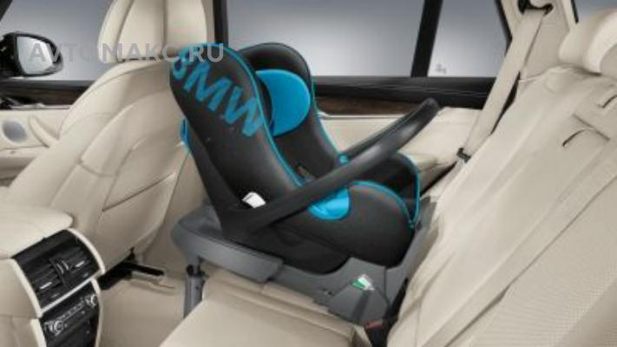 Детское автокресло BMW Baby Seat 0+ (82222348231)