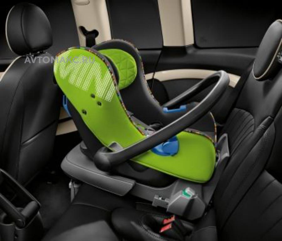 Детское автокресло Mini Baby Seat 0+ Vivid Green(82222348232)