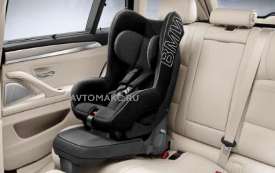 Детское автокресло BMW Junior Seat 1 Black - Anthracite (82222348234)