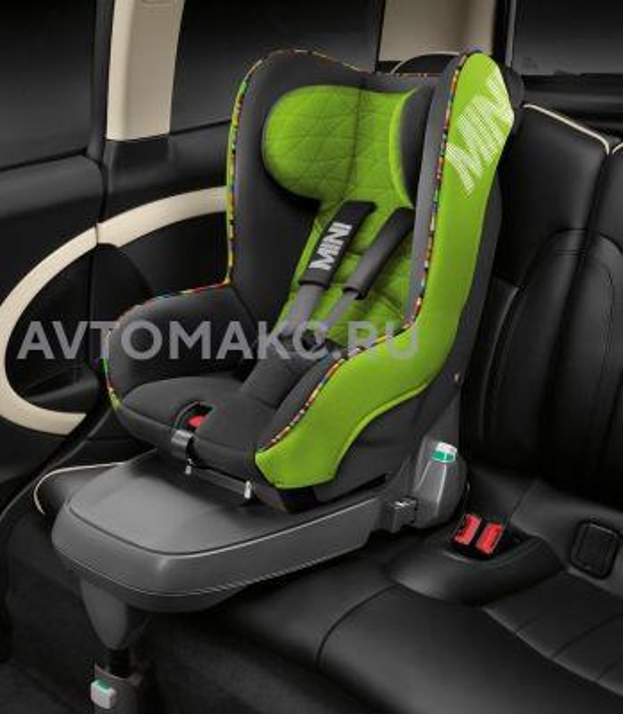 Детское автокресло Mini Junior Seat Group 1 Vivid Green (82222348237)