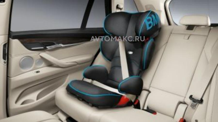 Детское автокресло BMW Junior Seat 2-3 2015(82222348246)