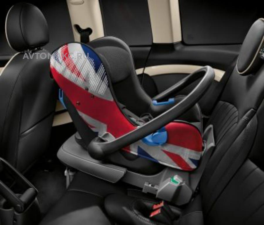 Детское автокресло Mini Baby Seat 0+ Union Jack(82222355994)