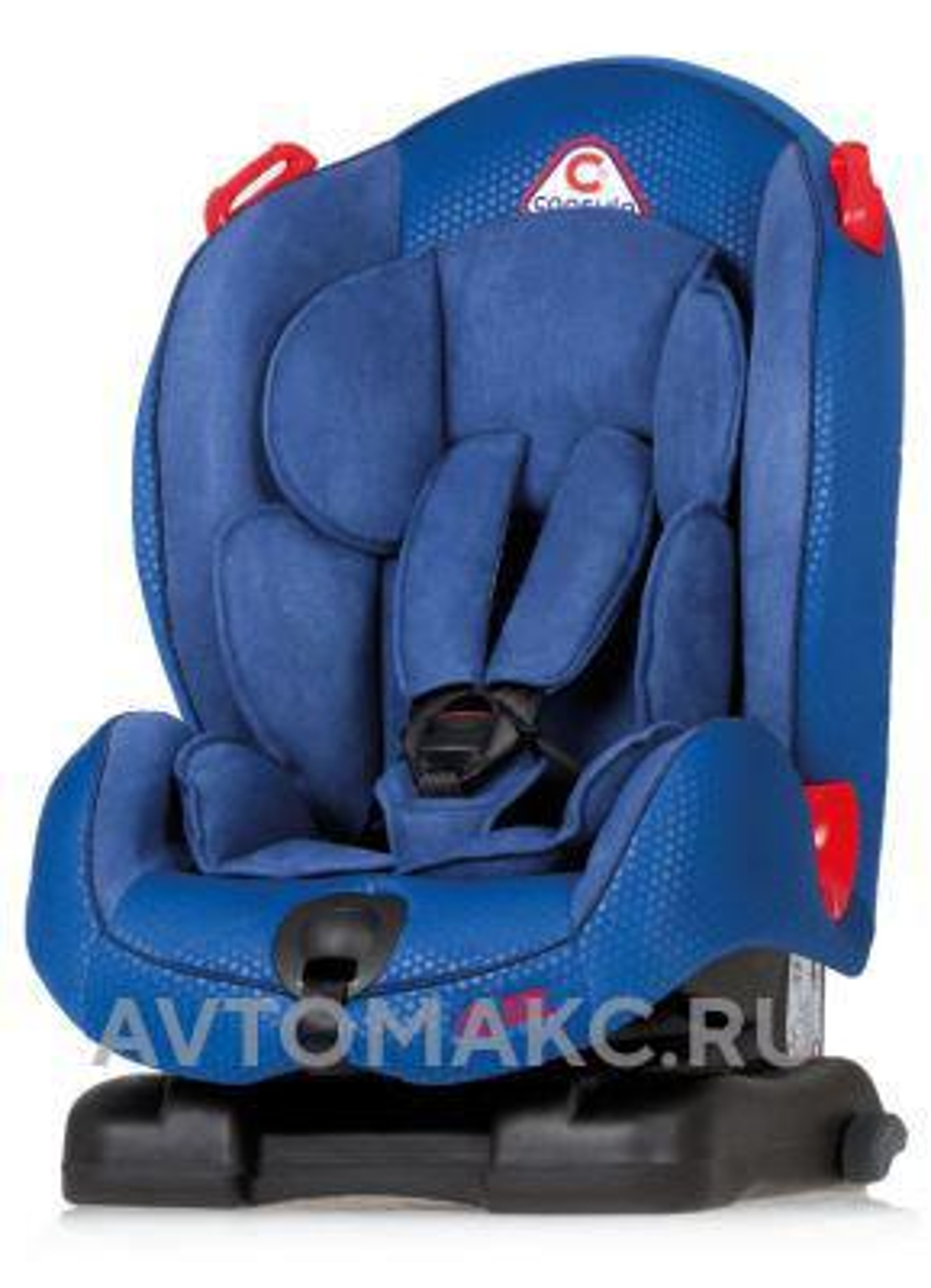 "Детское кресло Heyner Capsula"" MN3 ISOFIX c ремнями синее группа III"" (775140)"
