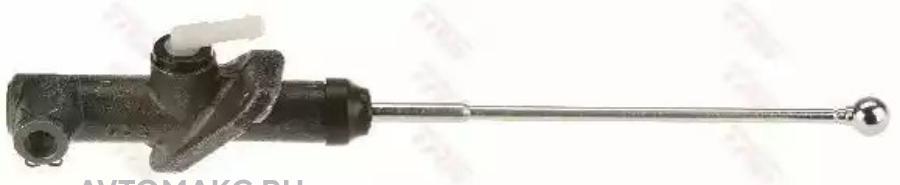 Главный цилиндр, система сцепления