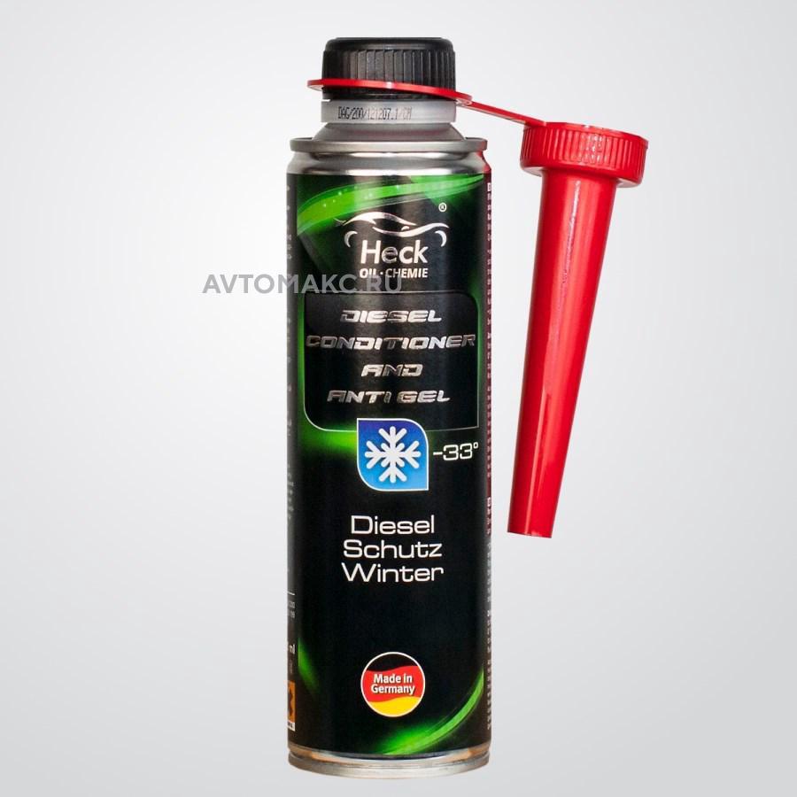 Добавка в дизтопливо (Антизагуститель/антигель) Diesel Systemschutz, 0.33л (H0102)