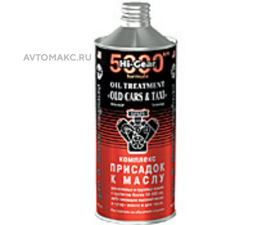 Комплекс суперприсадок в моторное масло 946мл (6шт) (HG2246)