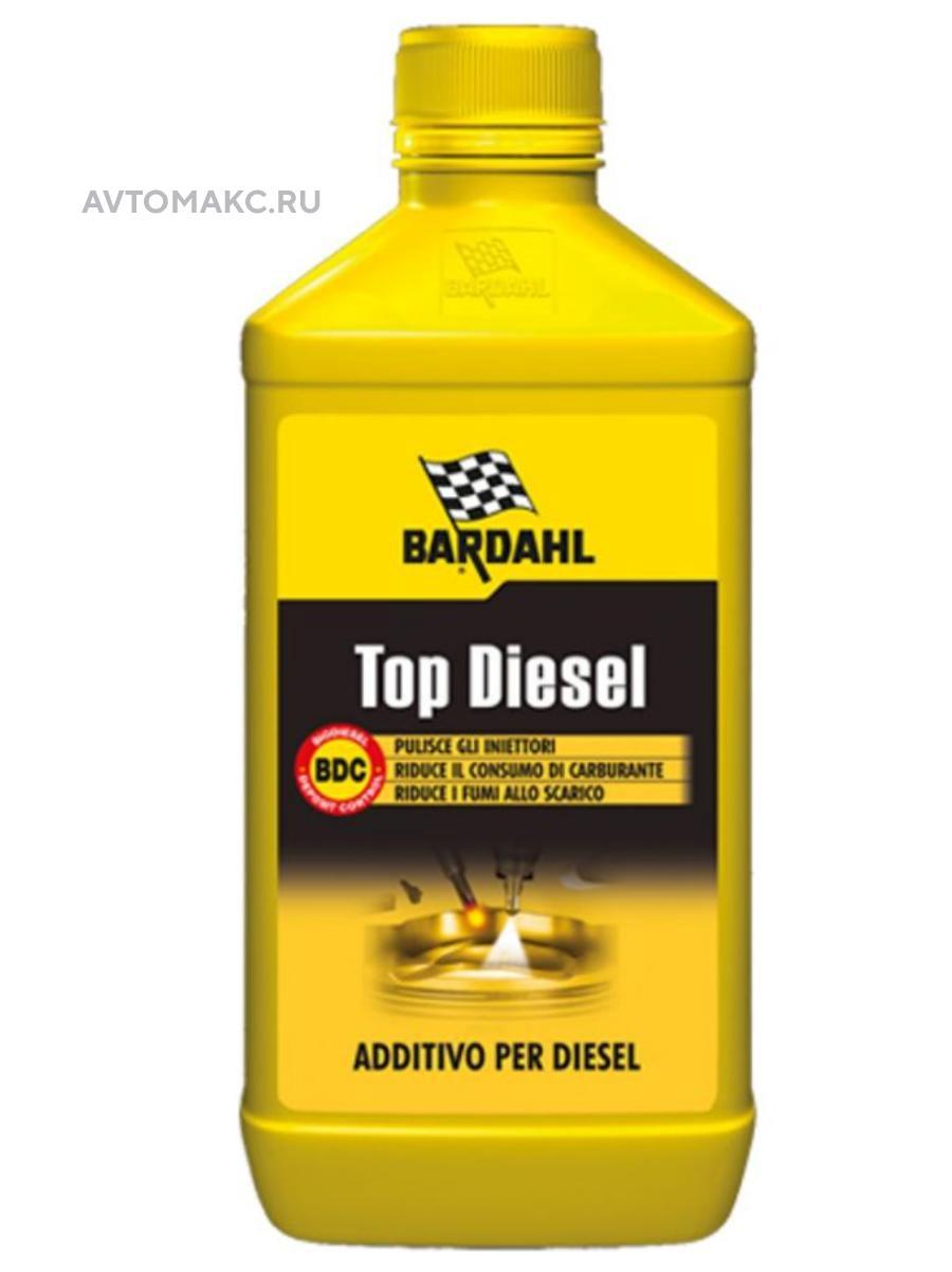 Добавка к дизельному топливу Top Diesel, 1л. (120040)