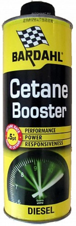 Добавка к дизельному топливу Cetane Booster, 500мл. (2305)