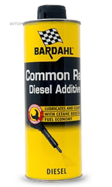 Добавка-очиститель в дизельное топливо Common Rail Diesel Additive 500 мл (1072)