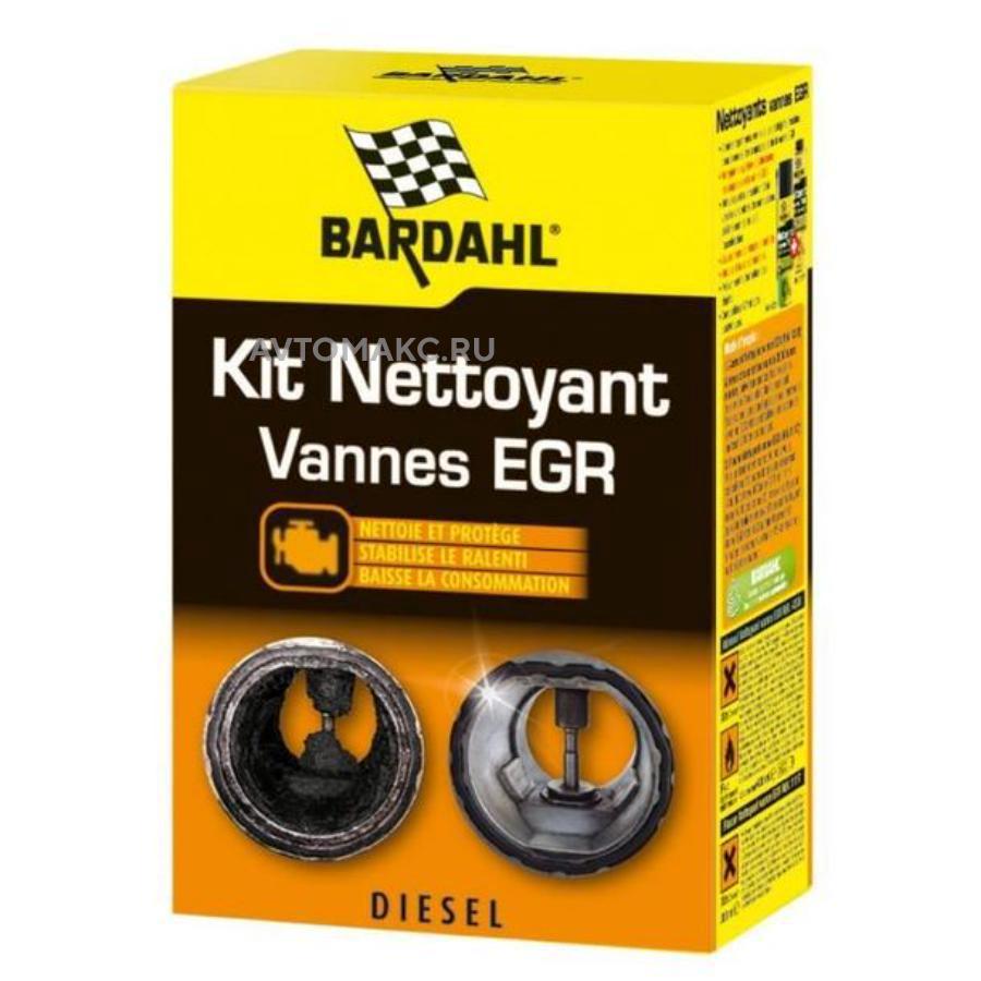 Топливная присадка Egr Valve Cleaning Kit (9123B)