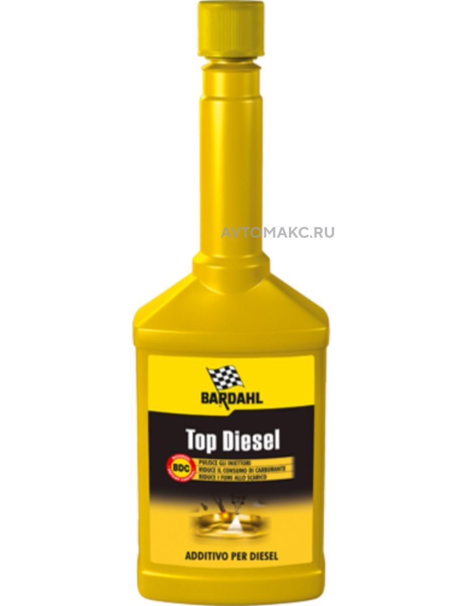 Топливная присадка Top Diesel, 250 мл. (120019)