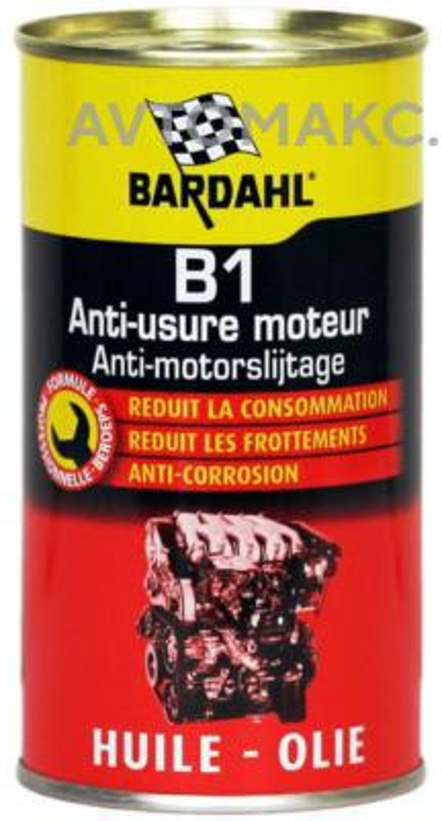 Профилактическая присадка в моторное масло B1 Oil Supplement 250мл (1201)