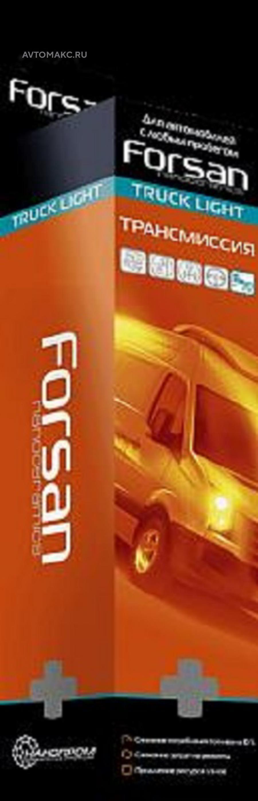 Восстановление и защита трансмиссии грузового транспорта, до 2,5тонн (TR1TR200901RU)