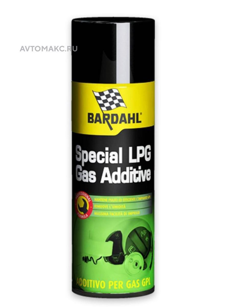 Добавка для машин, работающих на сжиженном газе Specal LPG Gas Additive, 120мл. (614009)
