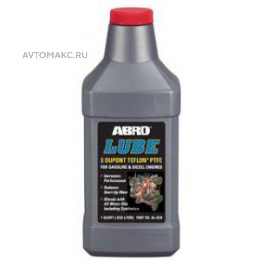 Abro присадка в масло тефлоновая 946 мл (AL629)