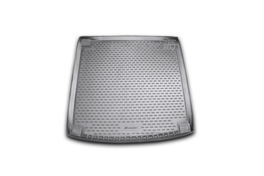 Коврик в багажник MERCEDES-BENZ M-Class W164 2006->, кросс. (полиуретан)