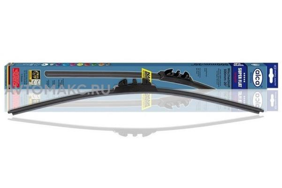 Щётка стеклоочистителя ALCA SUPER FLAT 400мм(046000)