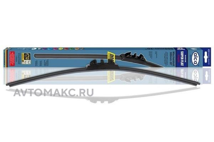 Щётка стеклоочистителя ALCA SUPER FLAT 500мм(050000)