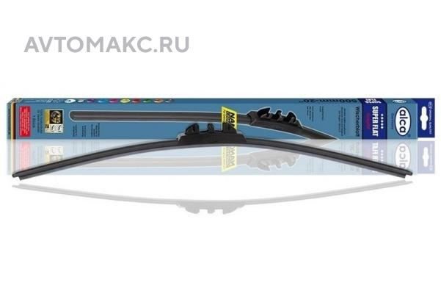 Щётка стеклоочистителя ALCA SUPER FLAT 650мм