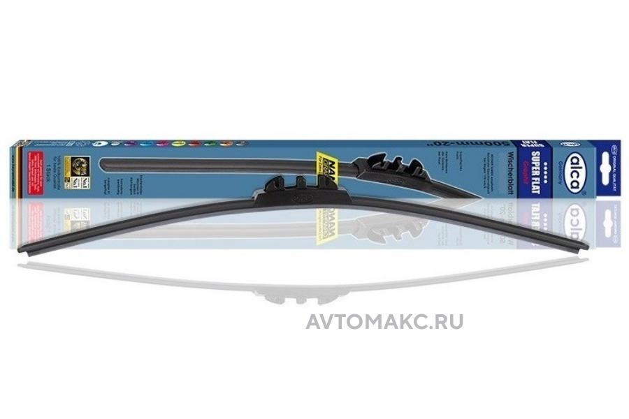 Щётка стеклоочистителя ALCA SUPER FLAT 600мм(054000)