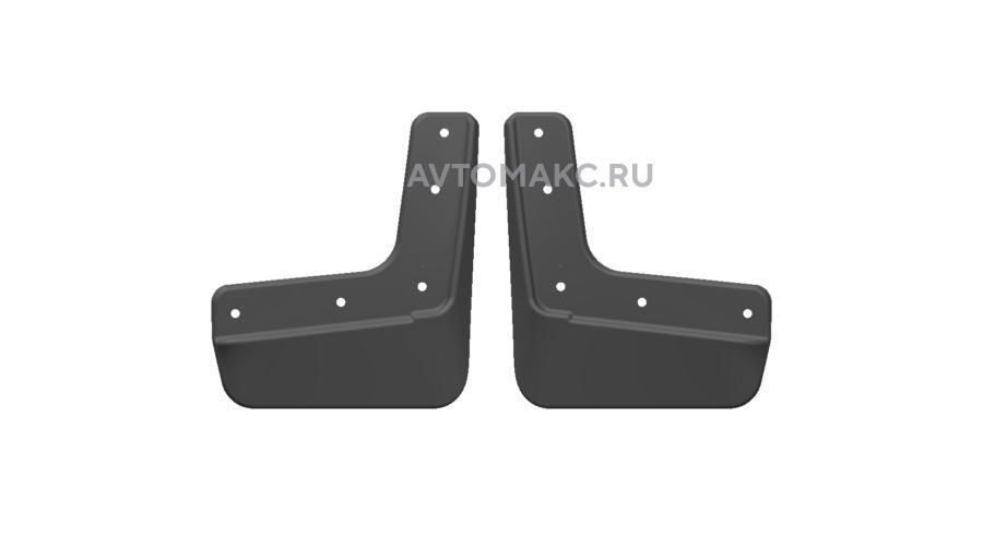Брызговики резиновые для Hyundai Creta (2016-) Задние (BRZHYCRE16G06028)