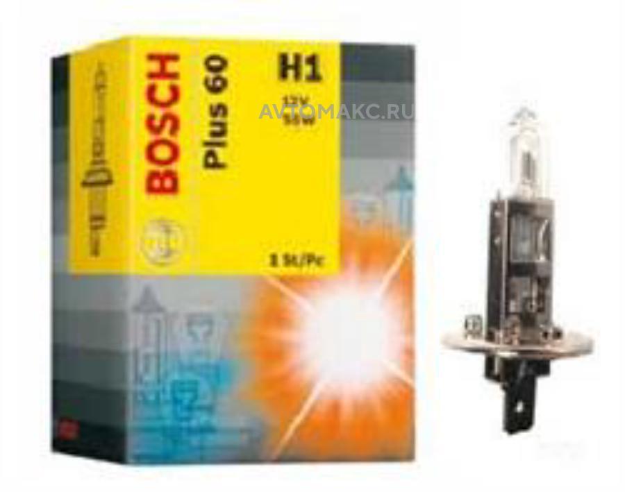 Лампа PLUS 50 H1 12V 55W