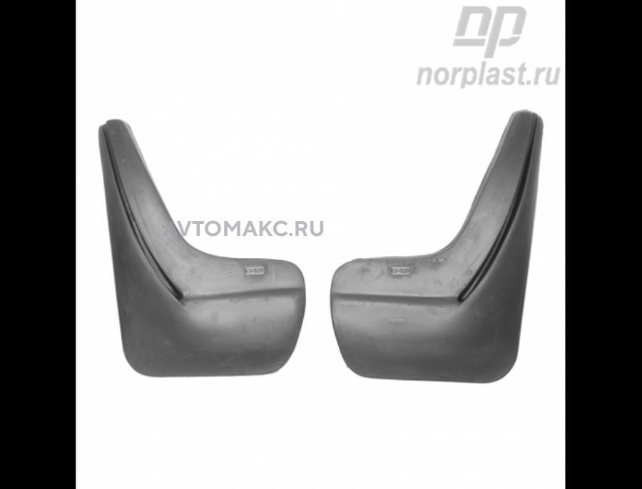 Брызговики Opel Zafira C Tourer 2012 задние,пара (NPLBR6392B)