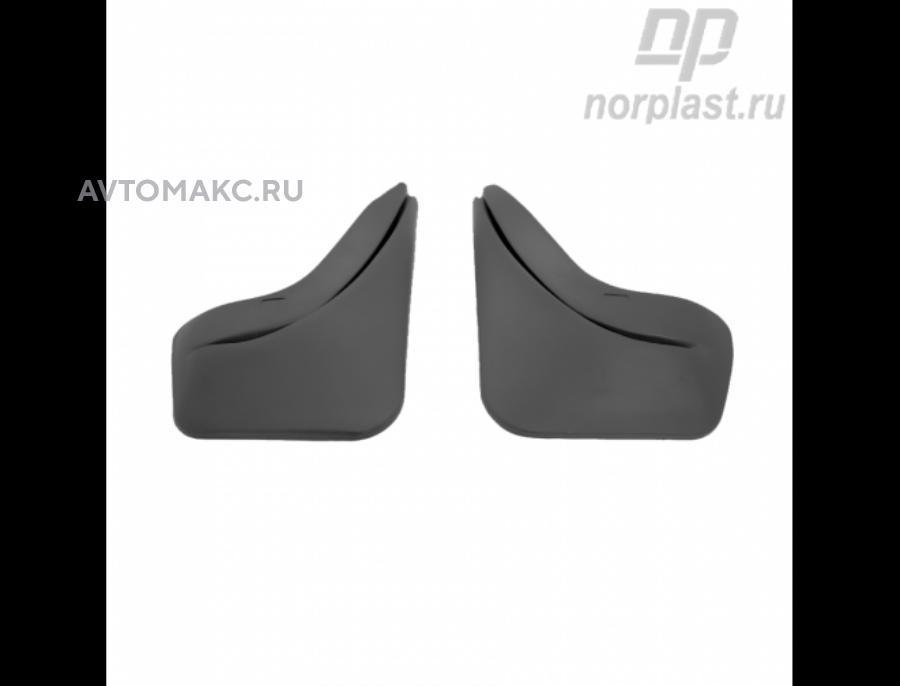 Брызговики Opel Astra J Sport Tourer 2010 задние,пара (NPLBR6311B)