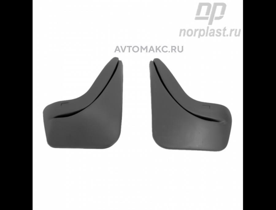 Брызговики Opel Astra J 2010 задние,пара (NPLBR6310B)