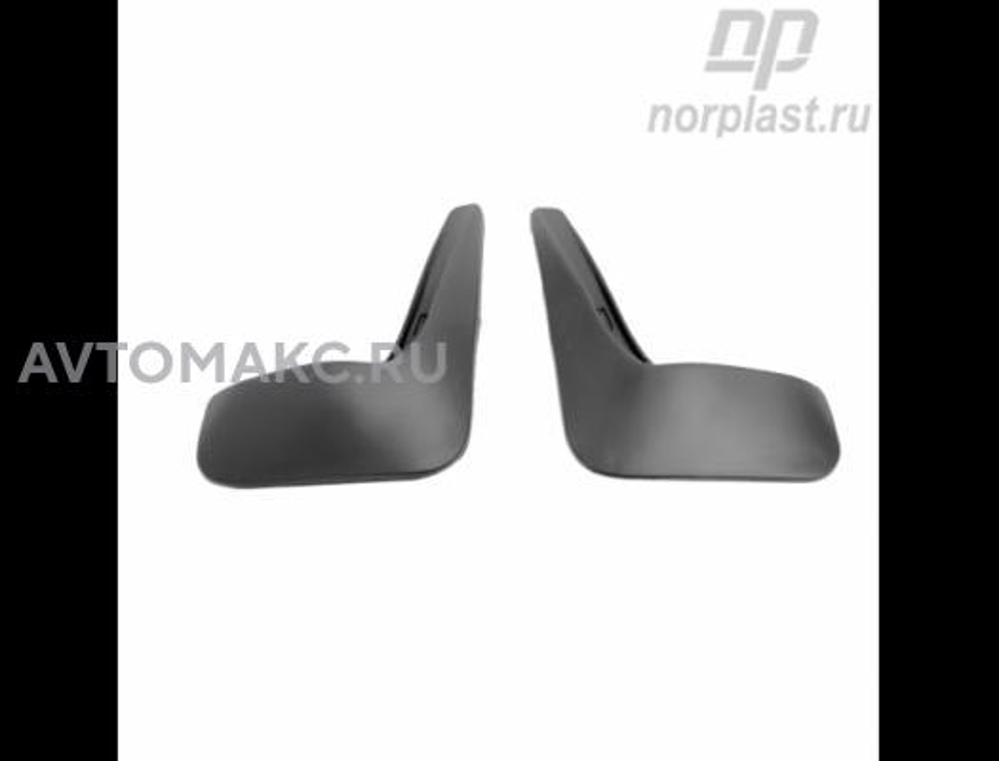 Брызговики Mazda 6 2010-2012 задние,пара (NPLBR5517B)