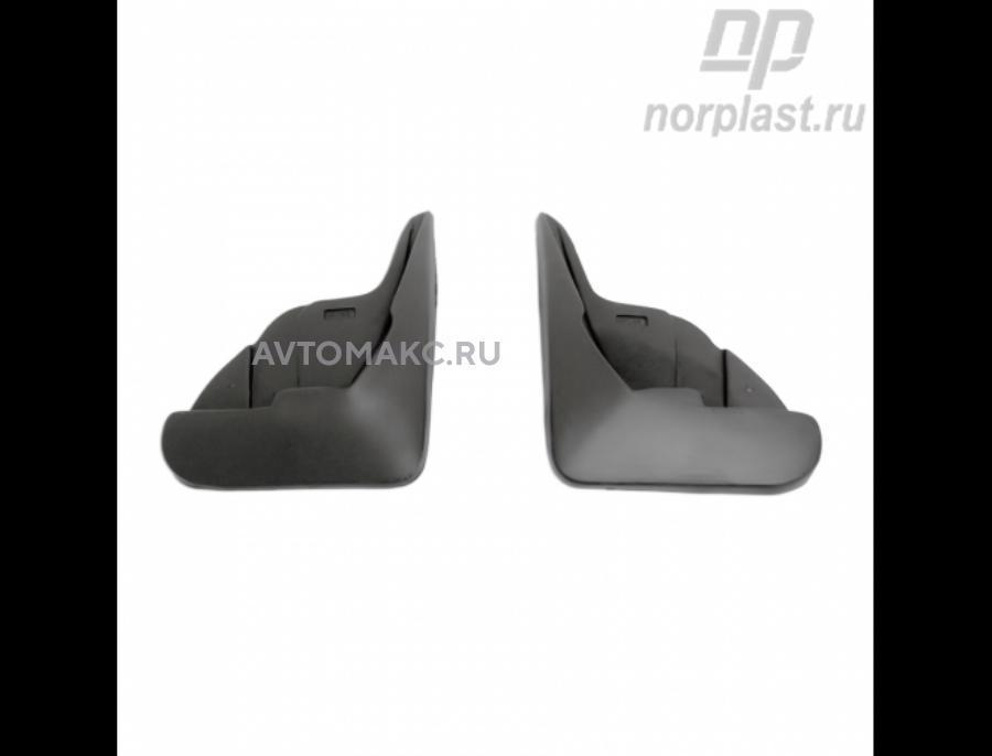 Брызговики Citroen C4 2010 HB передние,пара (NPLBR1430F)