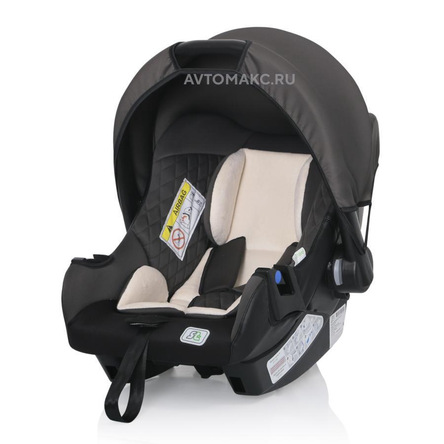 Детское автомобильное кресло First Smart Travel smoky (KRES2082)