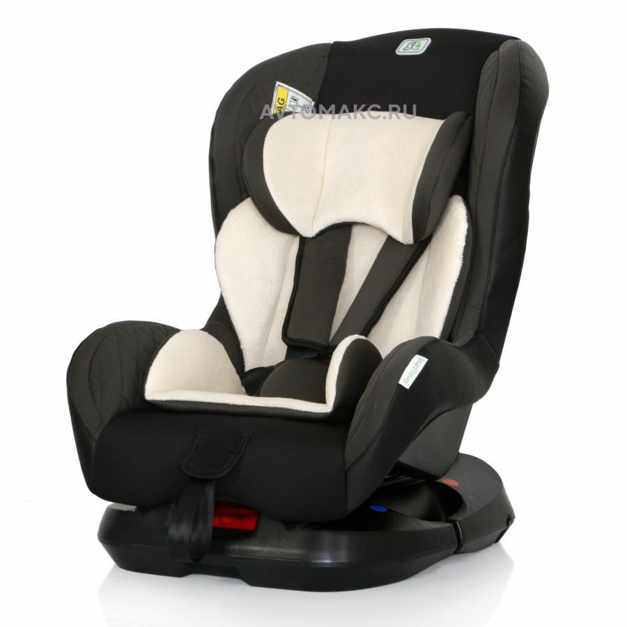 Детское автомобильное кресло Leader Smart Travel smoky (KRES2079)