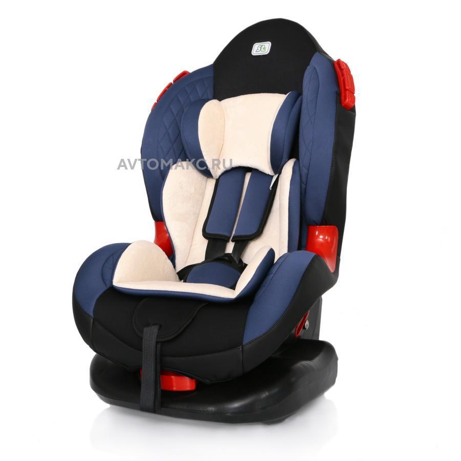 Детское автомобильное кресло Premier Smart Travel blue (KRES2330)