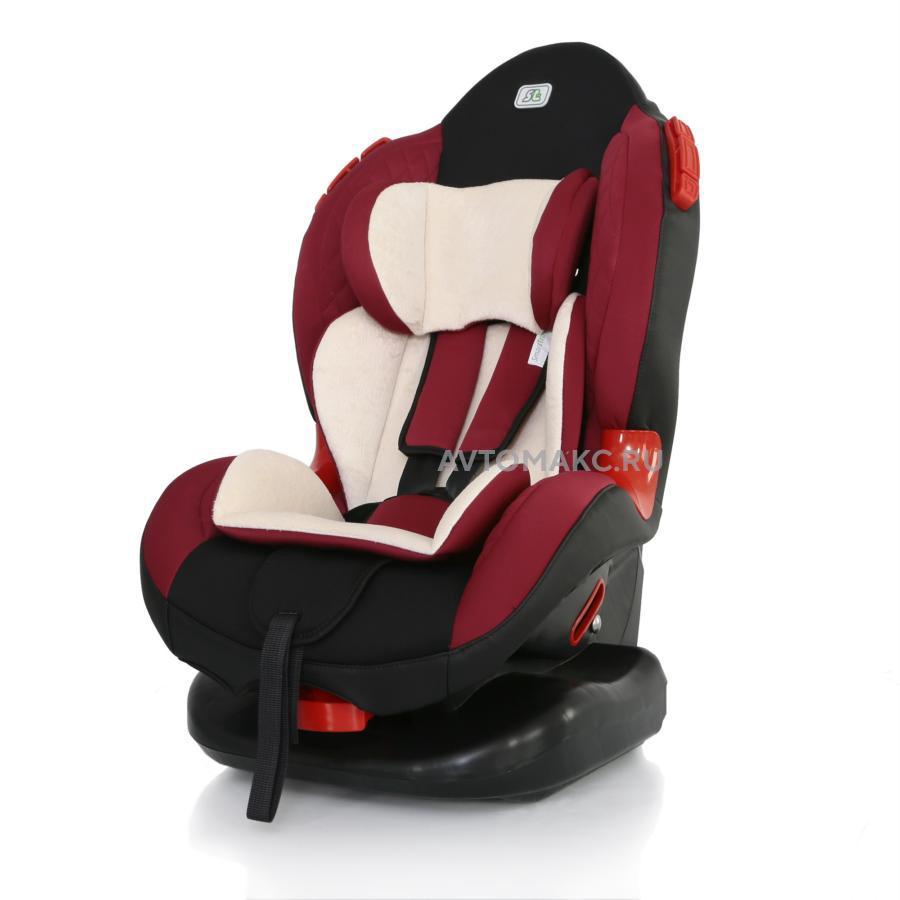 Детское автомобильное кресло Premier Smart Travel marsala (KRES2331)