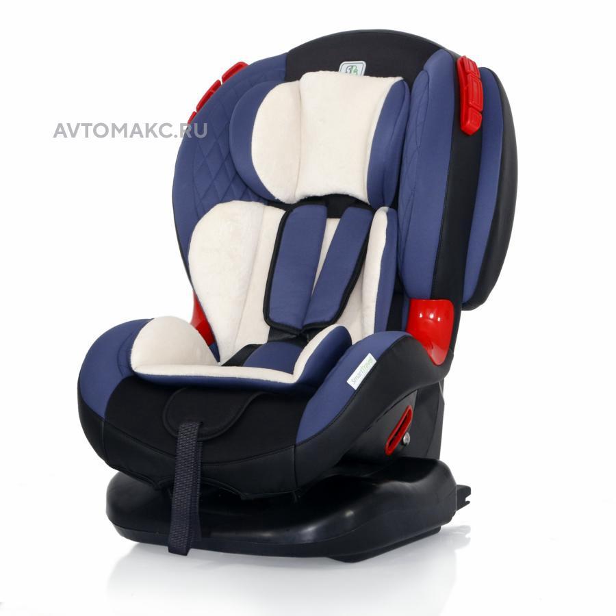 Детское автомобильное кресло Premier Isofix Smart Travel blue (KRES2062)