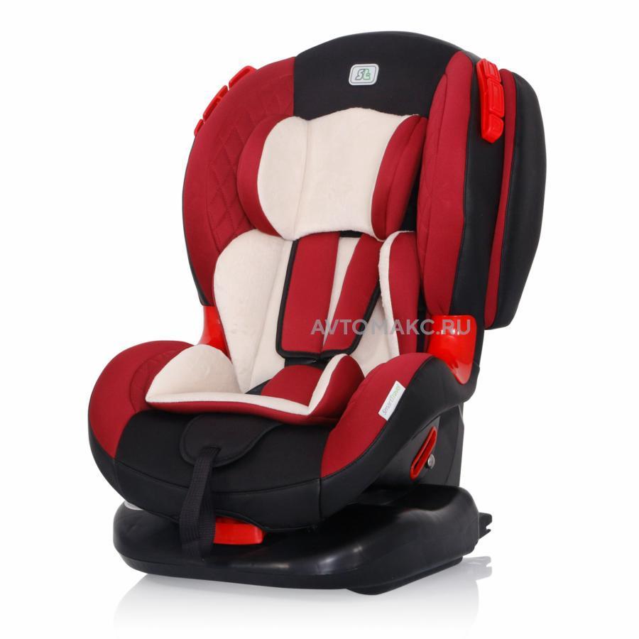 Детское автомобильное кресло Premier Isofix Smart Travel marsala (KRES2063)