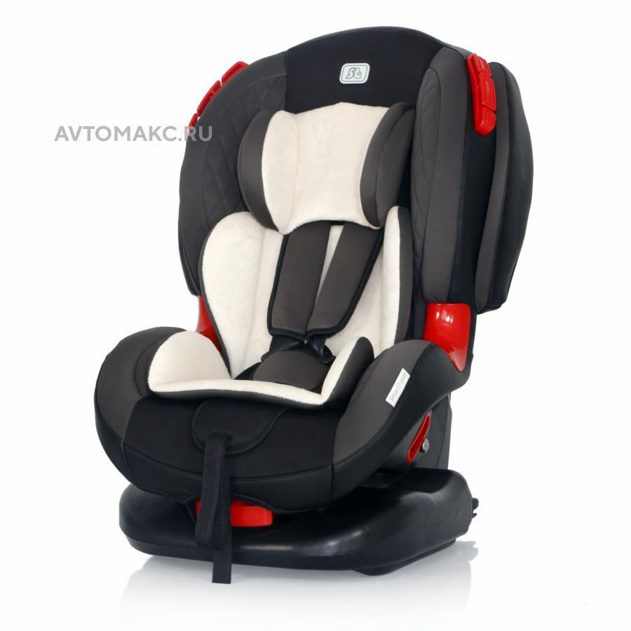 Детское автомобильное кресло Premier Isofix Smart Travel smoky (KRES2064)